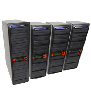 Daisy Chain CD DVD Duplicator