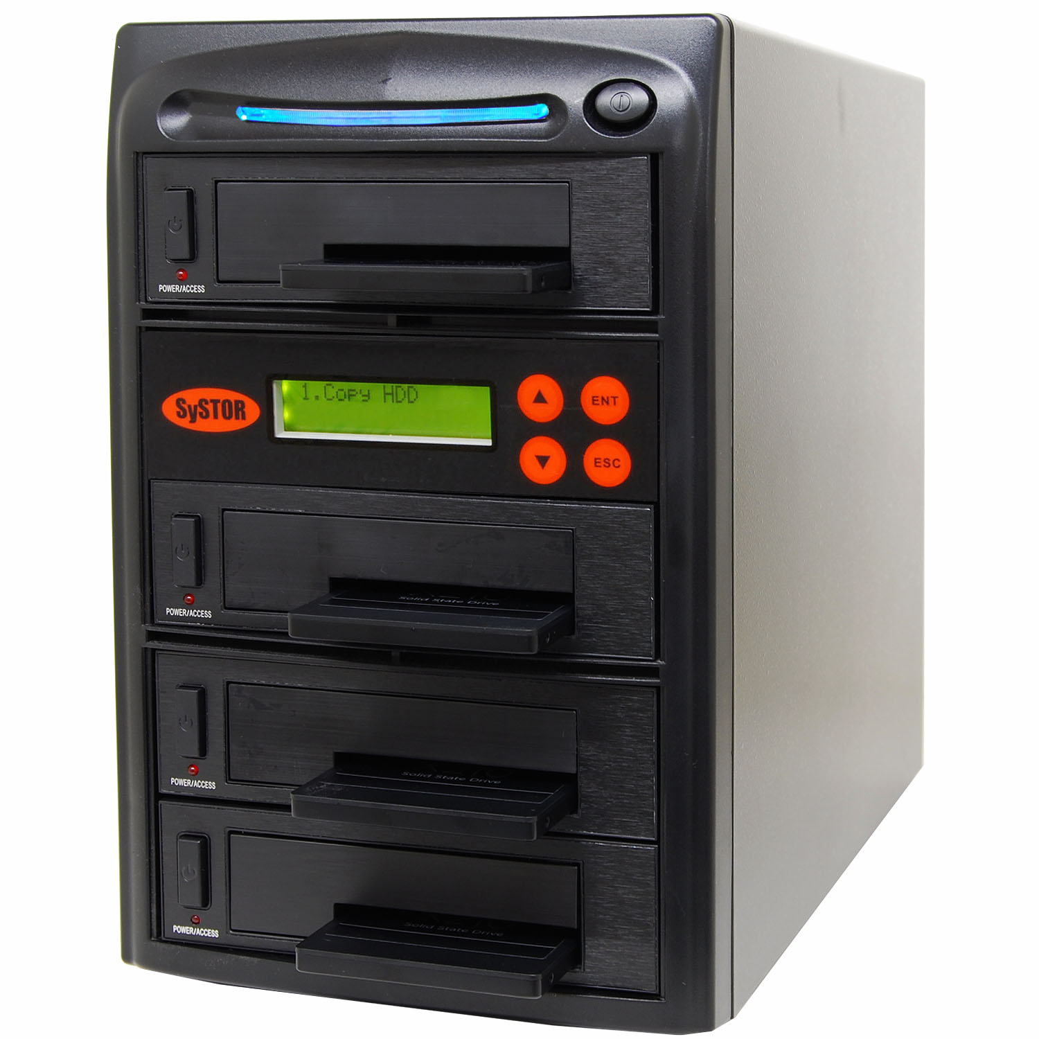 3 Hard Drive/Solid State Drive (HDD/SSD) Duplicator