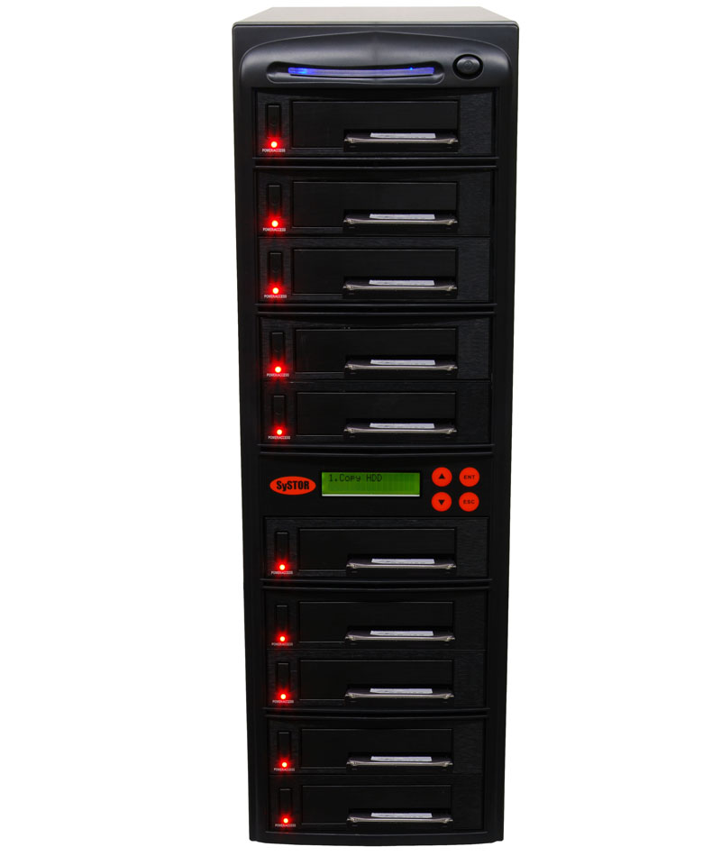 1 Hard Drive/Solid State Drive (HDD/SSD) Duplicator